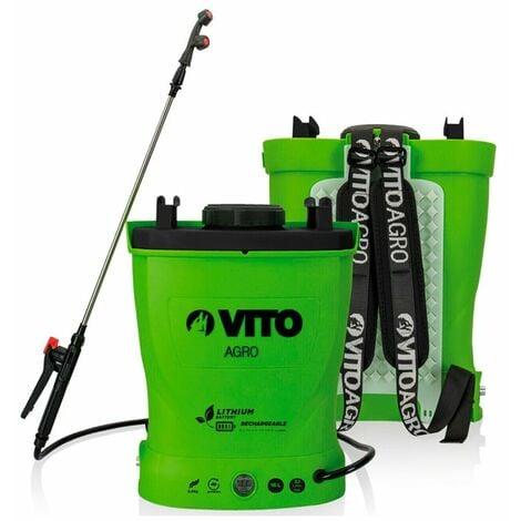Fumigador con batería de litio 12V 16L Vito