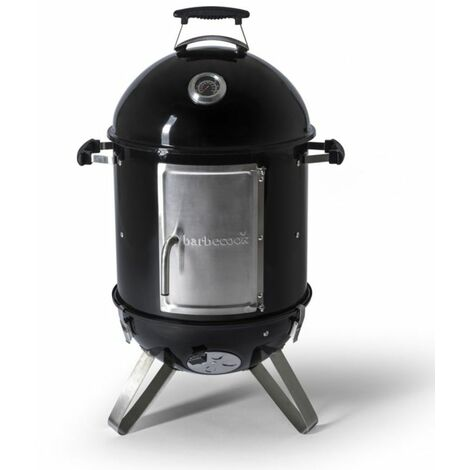fumoir à charbon 41cm noir - 223.9842.000 - barbecook