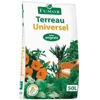 FUMOR TERREAU UNIVERSEL - 50 L FORESTAL NOUNI5M