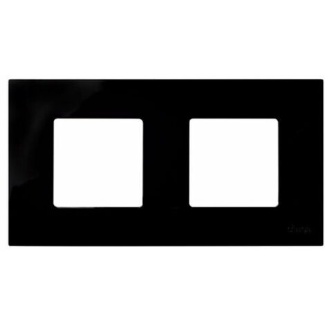 Funda color 2 elementos negro Simon 27 Play 2700627-071