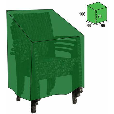 Funda Cubre Sillas Apilable 66x66x76x106 cm.