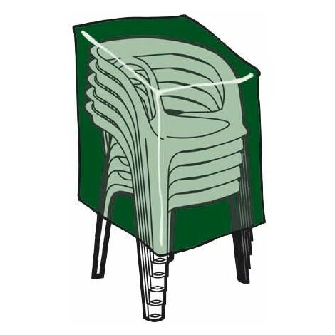 Funda de polietileno cubre sillas