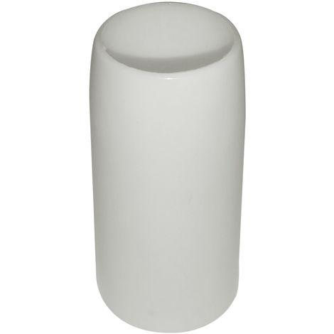 Funda lisa vela importación blanco 071001