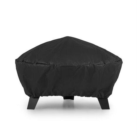 Funda protectora impermeable Blumfeldt Nolana nylon 600D Negra