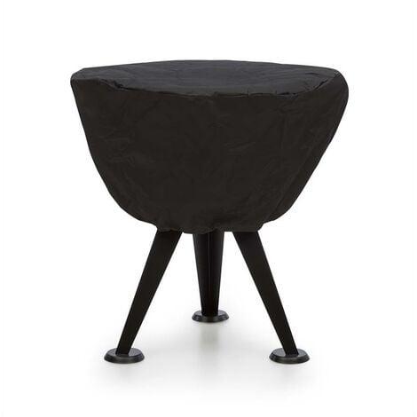 Funda protectora impermeable para Blumfeldt Caruso nylon 600D Negro