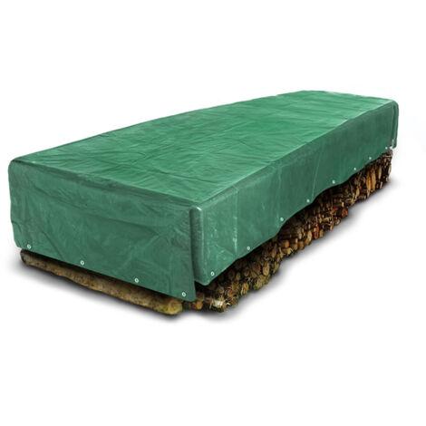 Funda protectora plano de madera seguridad impermeable lona cubierta 12 x1,5 m