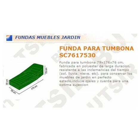 Funda tumbona 175x76x79