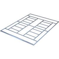 Fundación para caseta metálica Dallas 15,16 M²