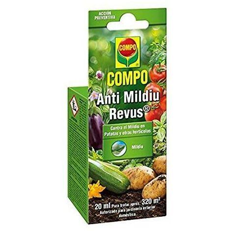 Fungicida Anti Mildiu Revus Compo 20 ml