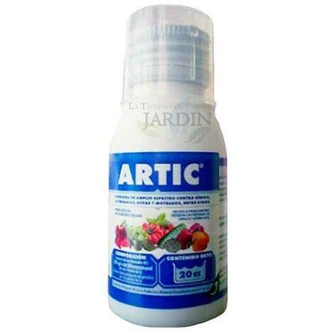 Fungicida Artic Jed 20cc, de contacto, sistémico, con actividad preventiva