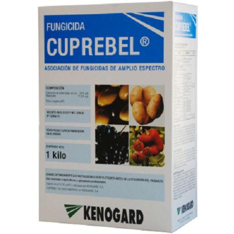 Fungicida Cuprebel azul 1 Kg