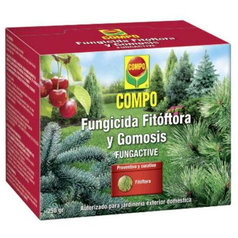 FUNGICIDA FITOFTORA Y GOMOSIS 250 GRAMOS