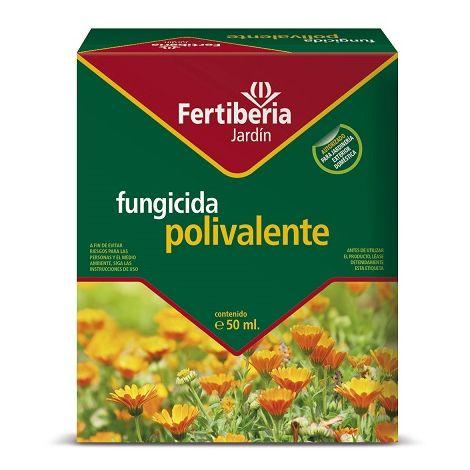 Fungicida Polivalente FERTIBERIA c/ dosificador 50 ml