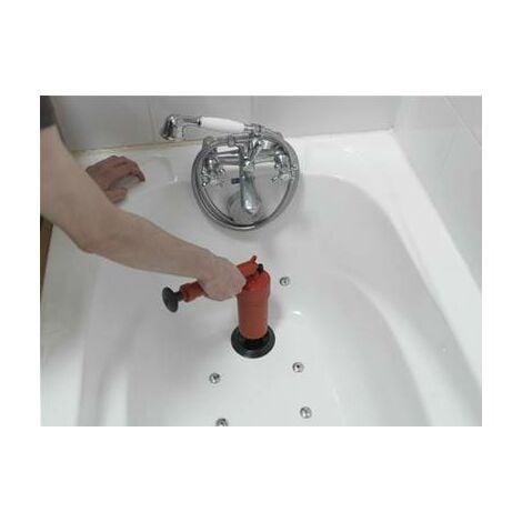 Furet à main déboucheur de canalisation débouche evier lavabo douche