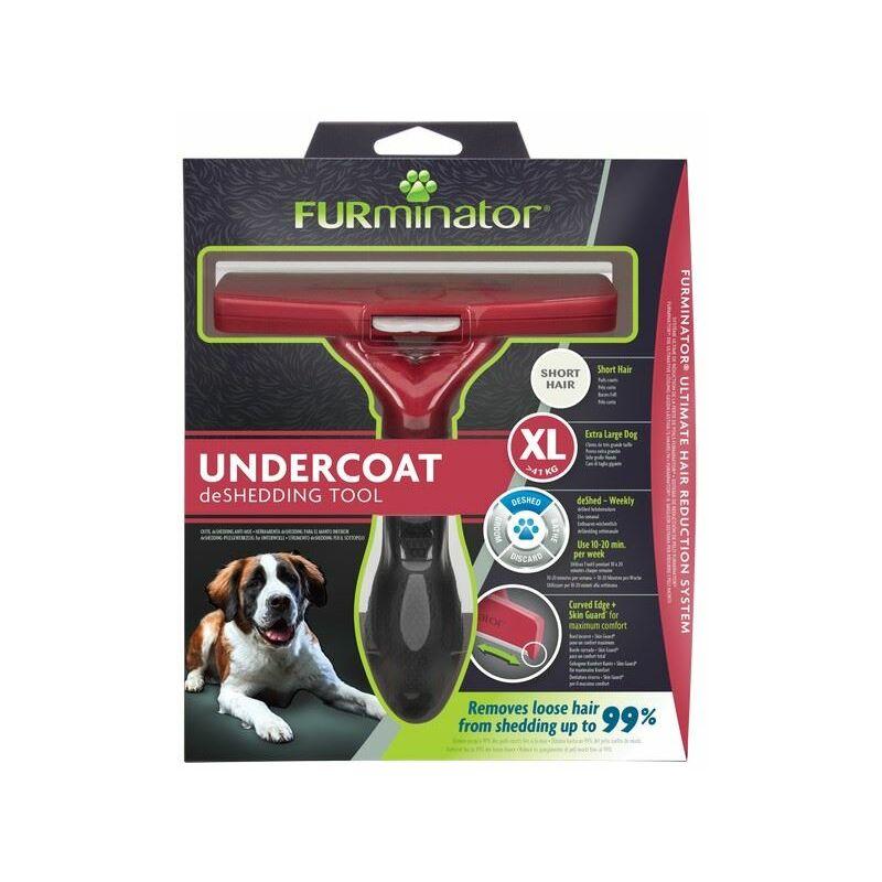 Image of Undercoat deShedding for Extra Large Short Hair Dog x 1 (261462) - Furminator