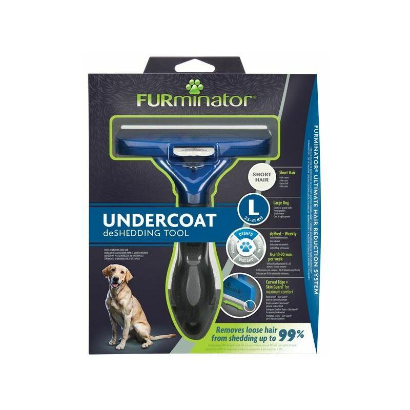 Image of Undercoat deShedding Tool for Large Short Hair Dog x 1 (261452) - Furminator