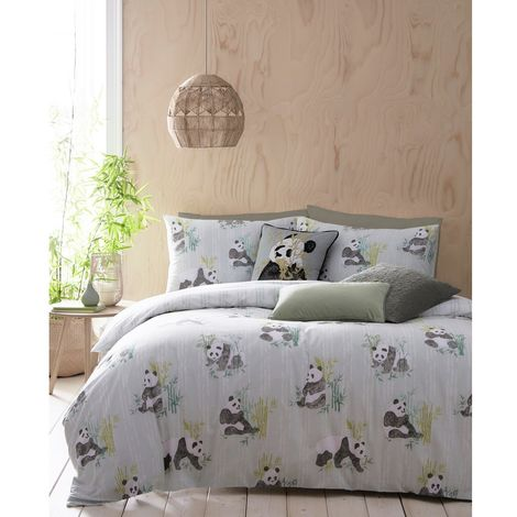 Furn Pandas Duvet Cover Set
