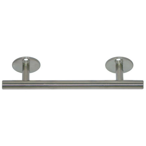 Furniture handle 1007 - brushed solid stainless steel 304 - length 300mm