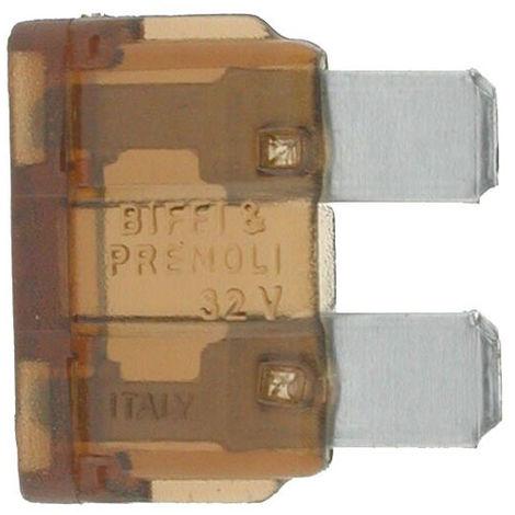 Fusible Atc UNIVERSAL Color: marrón; Amp.: 7,5