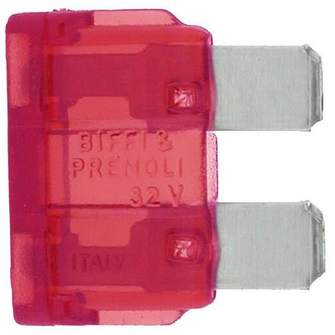 Fusible Atc UNIVERSAL Color: rojo; Amp.: 10; Tipo: ATC