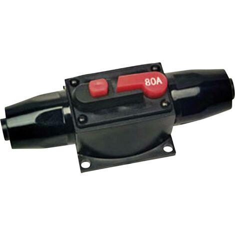 Fusible automatique HiFi auto Sinuslive AS80 Adapté pour: 80 A