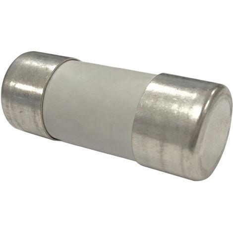 Fusible cerámico cilíndrico 22x58mm 80A gG