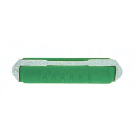 Fusible Cerámico UNIVERSAL verde; Amp.: 10; Tipo: cerámico