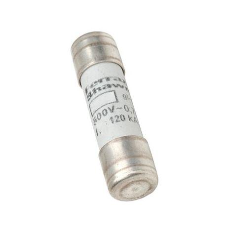 Fusible cilíndrico 10x38 sin indicador 16A G200750J
