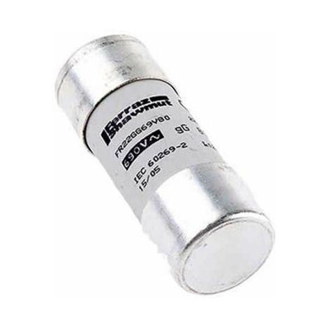 Fusible Cilindrico 125A 22X58