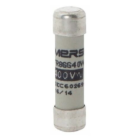 Fusible cilíndrico cerámico 16A 8x31mm gG