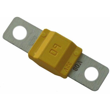 Fusible grand jaune MIDI 60A 32V