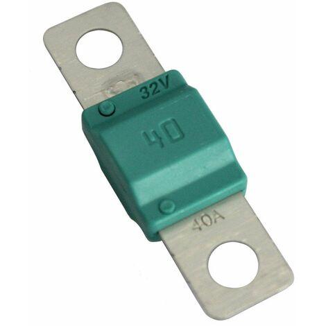 Fusible grand vert MIDI 40A 32V