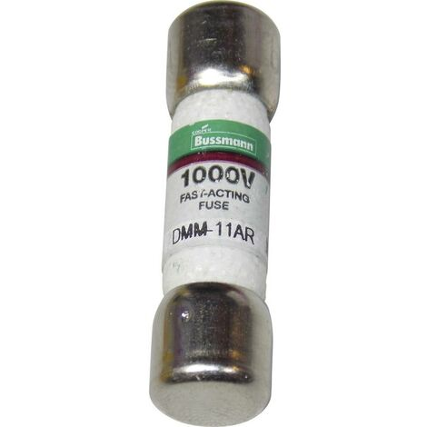 Fusible pour multimètre, adapté pour Fluke, Beha Amprobe, Benning, Voltcraft, etc. Fluke 803293 11A/1000V