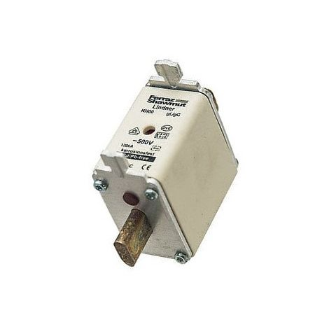 Fusible tipo BUC NH 000 500V 50A T212974H