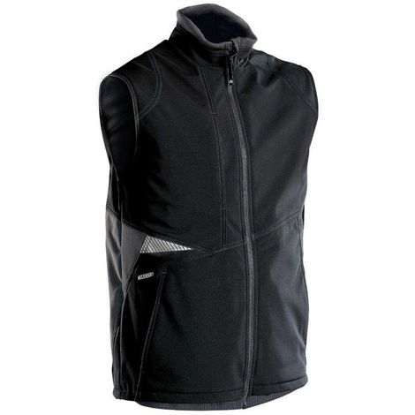 FUSION gilet multipoches homme softshell Dassy