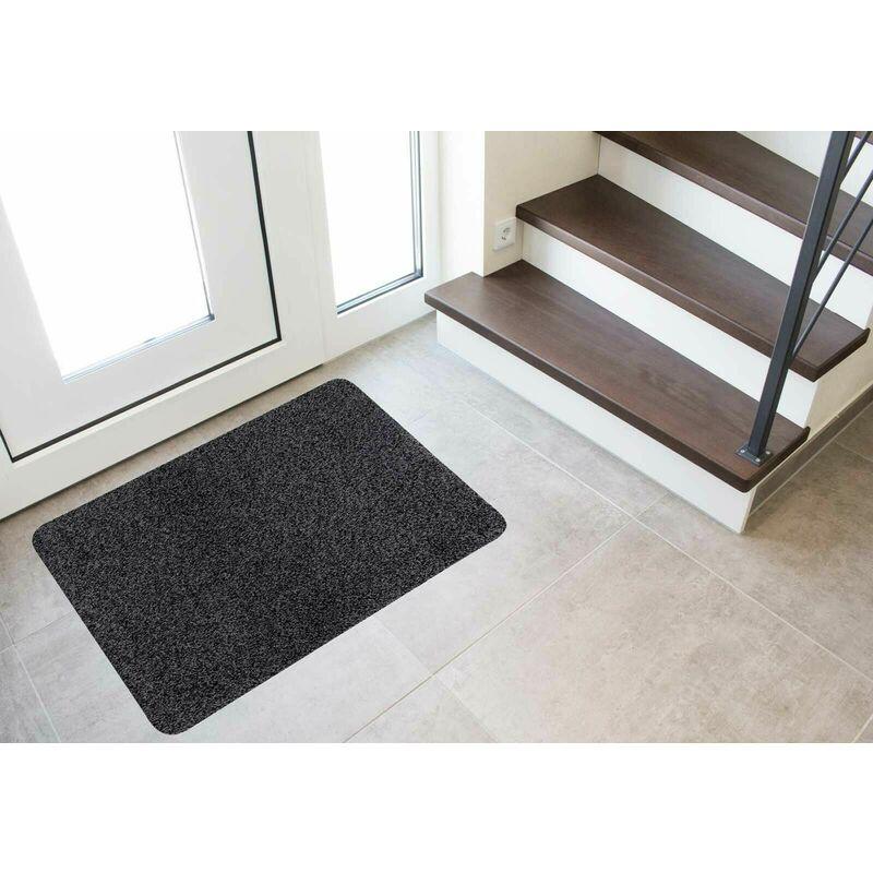 90 x 150 cm Schmutzfangmatte Fußmatte Türmatte Sauberlaufmatte  Fußabstreifer 77