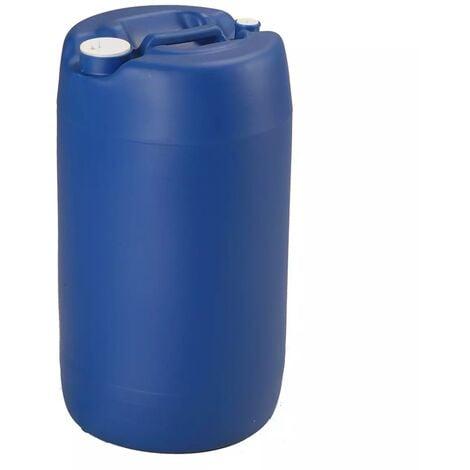 Fut / Bidon 30 litres bleu à bondes et poignée