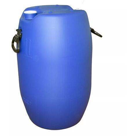 Fut / Bidon 60 litres bleu à bondes