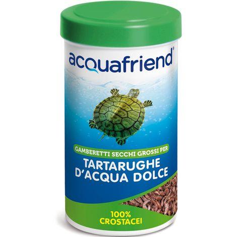 Futter für Schildkröten trocknen Garnelen und Krabben 150g