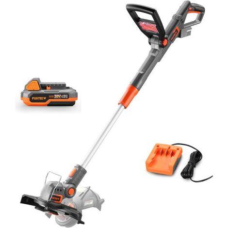 FUXTEC 20V cordless grass trimmer / brush cutter - kit E1RT20