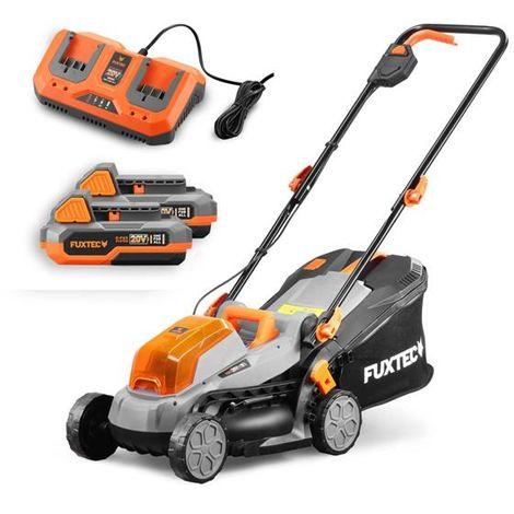 FUXTEC 20V cordless lawnmower - kit E1RM20