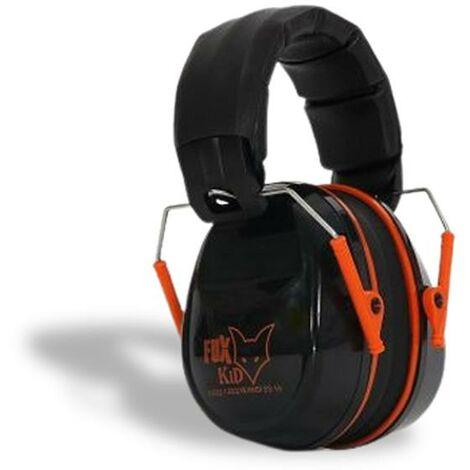 """main image of """"FUXTEC - Casque - Protection auditive pour enfants, orange/noir"""""""