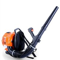 FUXTEC FX-LB133T Benzin-Laubbläser rückentragbar