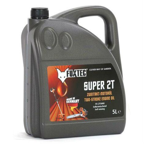 FUXTEC huile 2 temps 5 litres