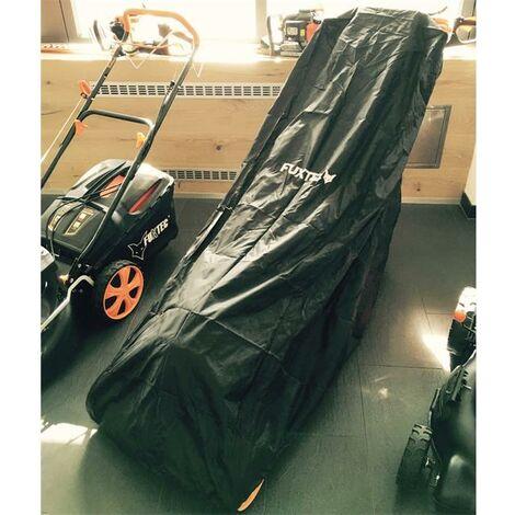 FUXTEC lawn mower cover black