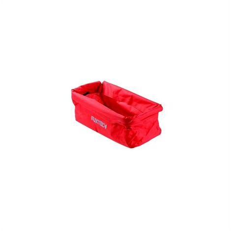 FUXTEC - Sac arrière rouge pour le chariot de transport pliable CT-350/CT500/JW76C