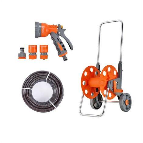 FUXTEC - Set arrosage et irrigation Premium Comfort 20
