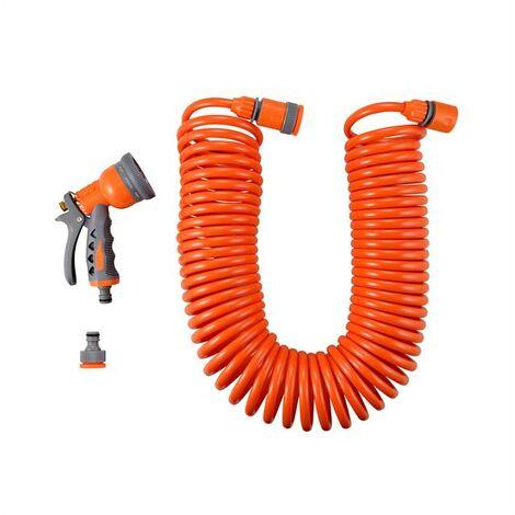 FUXTEC Spiralschlauch Set FX-SPS1