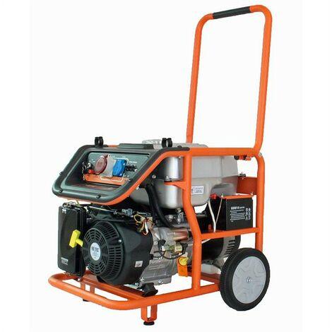 FUXTEC Stromerzeuger FX-SG7500B mit 380V Anschluss und Elektrostarter