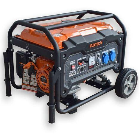 FUXTEC Stromerzeuger SG1-3000 ohne Räder / SG2-3000 mit Räder FX-SG2-3000 - mit Räder/Griff